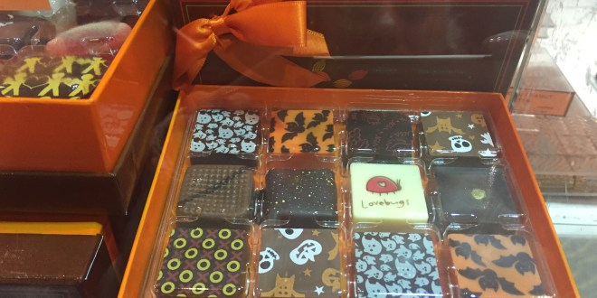 Jacques Torres Chocolates in NYC!