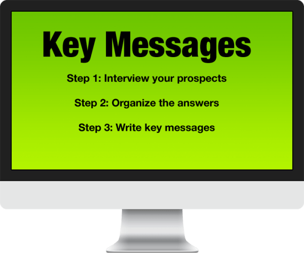 How to Develop Your website's key messages | Teagarden.tech