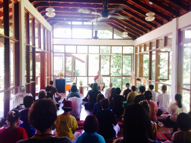 Dharmata Foundation International Sangha at One Tree Retreat