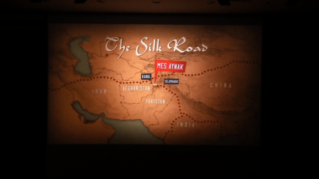 """Saving Mes Aynak"" film screening in Hong Kong!"