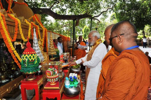 Indian Buddhist Diplomacy: Some Musings