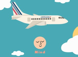 Flying Mindfully by Air France