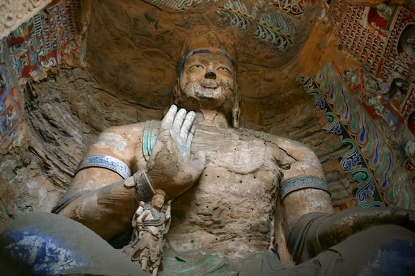 Love in the Cave of the Buddhas