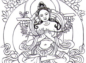 Homage to Prajnaparamita