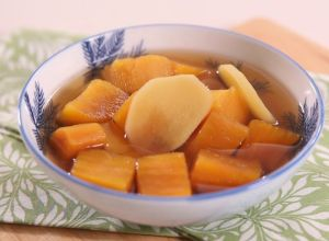 Sweet Potato with Ginseng Root Tong Sui