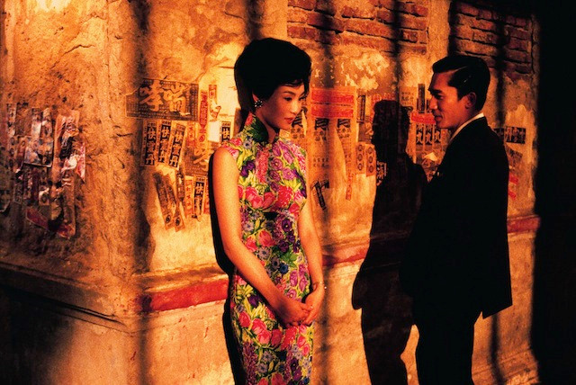 "Refusing to See Reality in ""In the Mood for Love"""