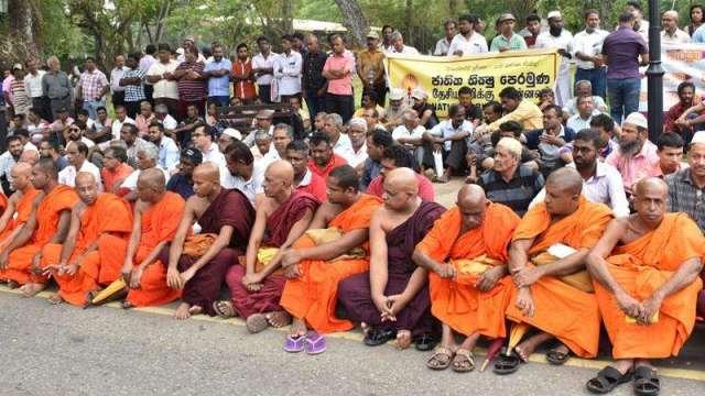 Dharma Dispatch, 12-17 March 2018: Sri Lankan Conflict, International Women's Day, FGS Celebrations