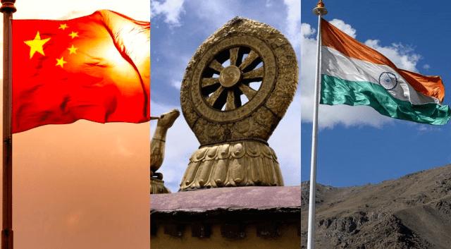 Into the Dharmadhatu: China, India, and Asia's Buddhist Destiny