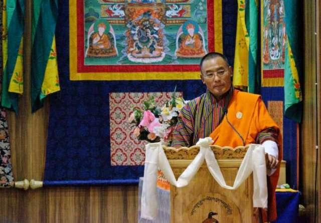 Dharma Dispatch, 26-30 March 2018: Bhutan, Xuanzang's Translations, and Celebrations in Kolkata