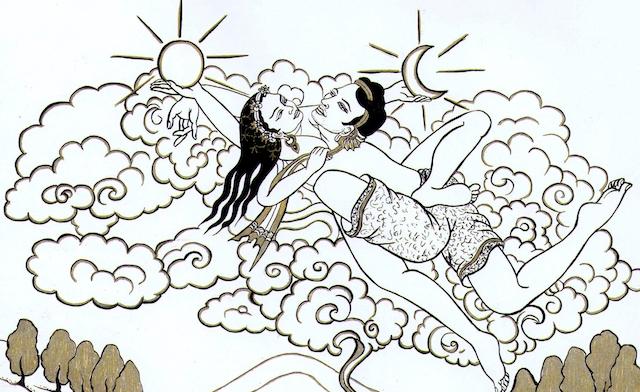 Women as Spiritual Partners in Vajrayana Buddhism
