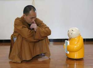 Dharma Dispatch, 14-25 May 2018: China's Robot Monk Upgrade, Sino-Japanese Ecumenical Dialogue, and Pollution on the Roof of the World