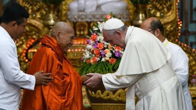 The Calling of Buddhist Dialogue with the Other