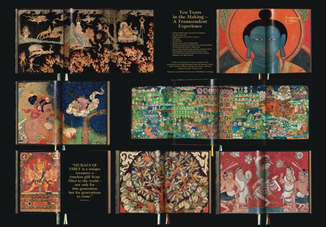 Murals of Tibet: Making the Invisible Visible