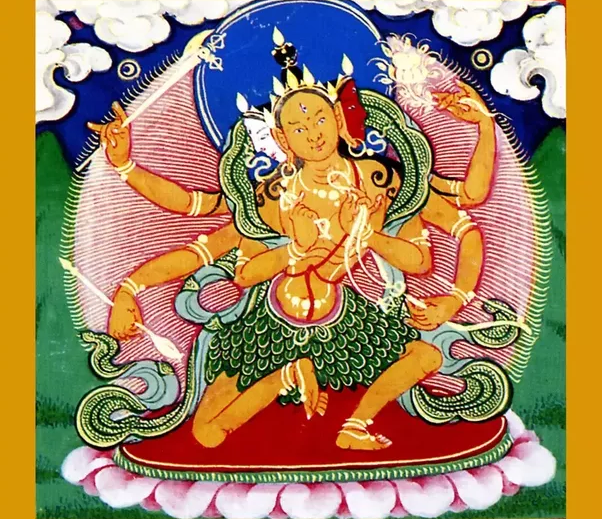 Parnashavari: Goddess of Natural Healing