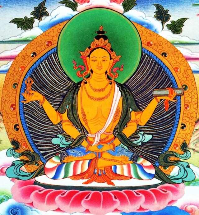 Prajnaparamita in Tibetan Buddhist Art