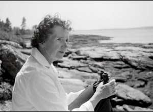 At the Edge of the Sea (for Rachel Carson)