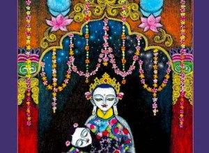 "Visuals of Compassion: Artist Rima Fujita on her new exhibit, ""Karuna"""