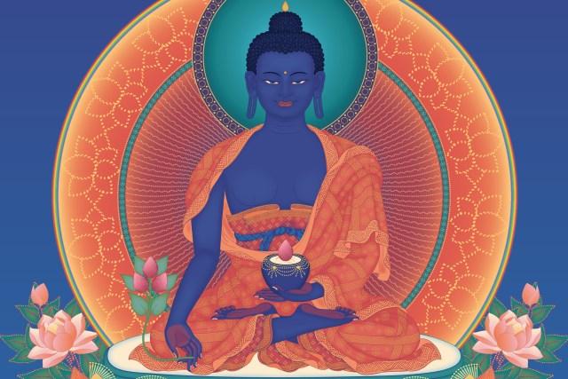 Prayer to the Ogyen Menla for our COVID crisis