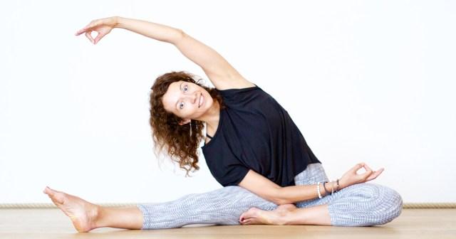 """Tatiana Elle's """"Yoga for Women"""""""