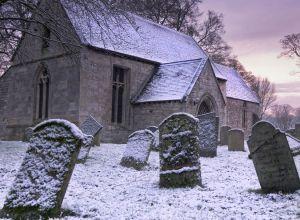 A Graveyard Meditation