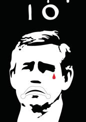 Unhappy Gordon