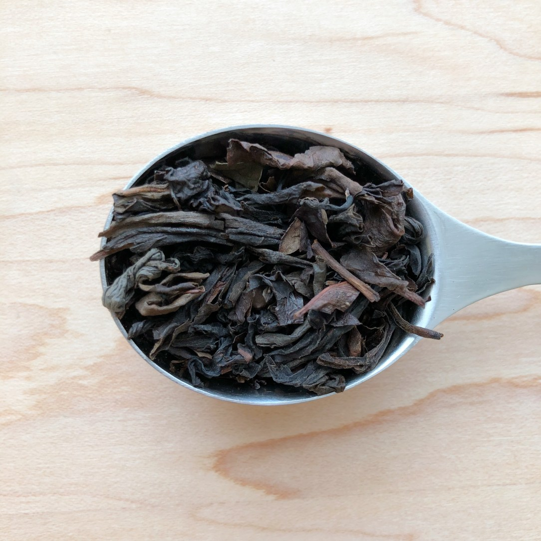 Naked Teas Galore Blood Orange Oolong Tea Spoon