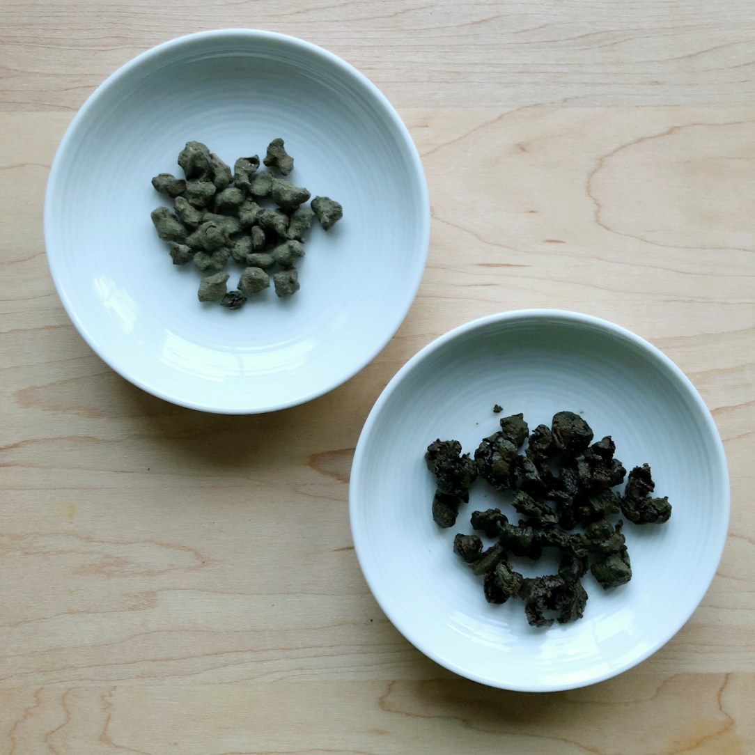 Genuine Tea Ginseng Oolong Tea Dishes