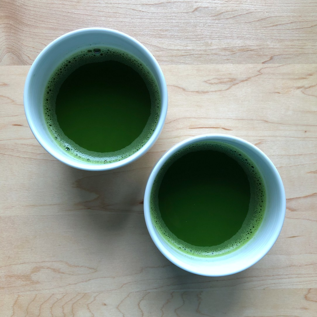 Ippodo Tea Co. Cups