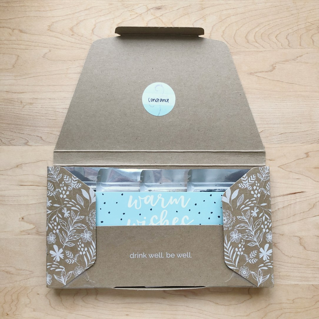 Amoda Tea Box