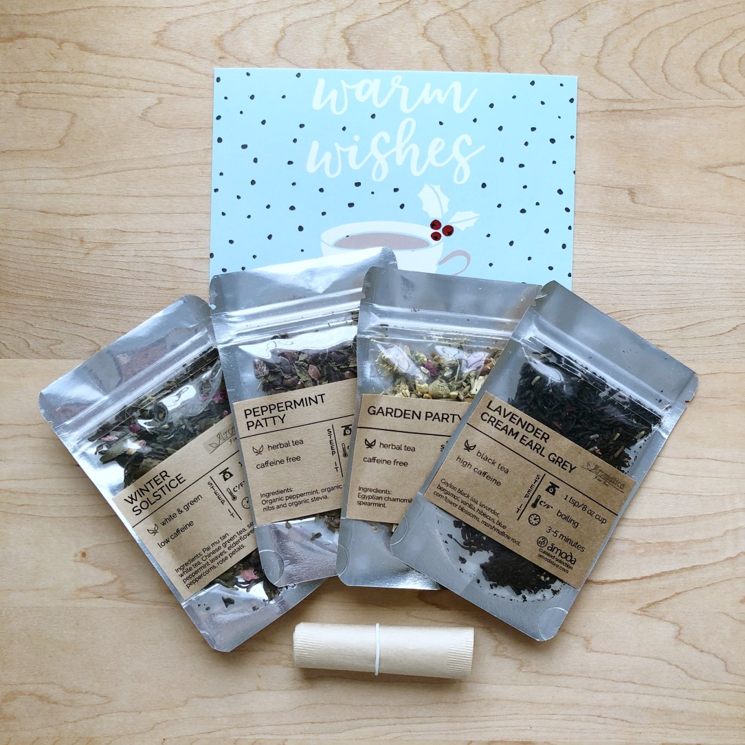 Amoda Tea Items