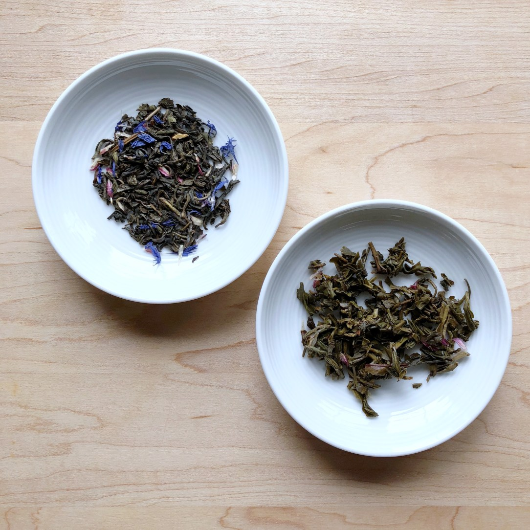 For Tea's Sake Let's Go Green Tea Dishes