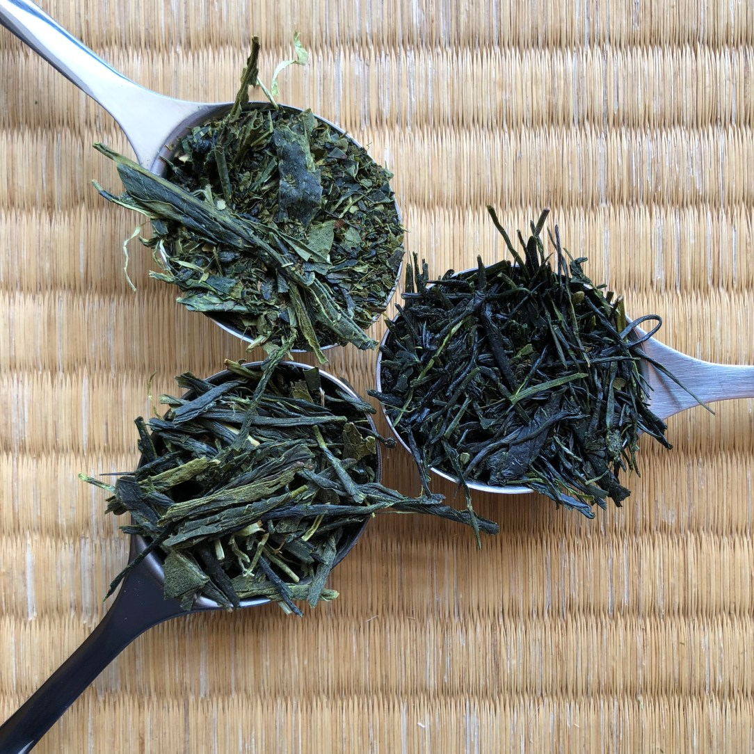 Obubu Tea Green Teas Unshaded