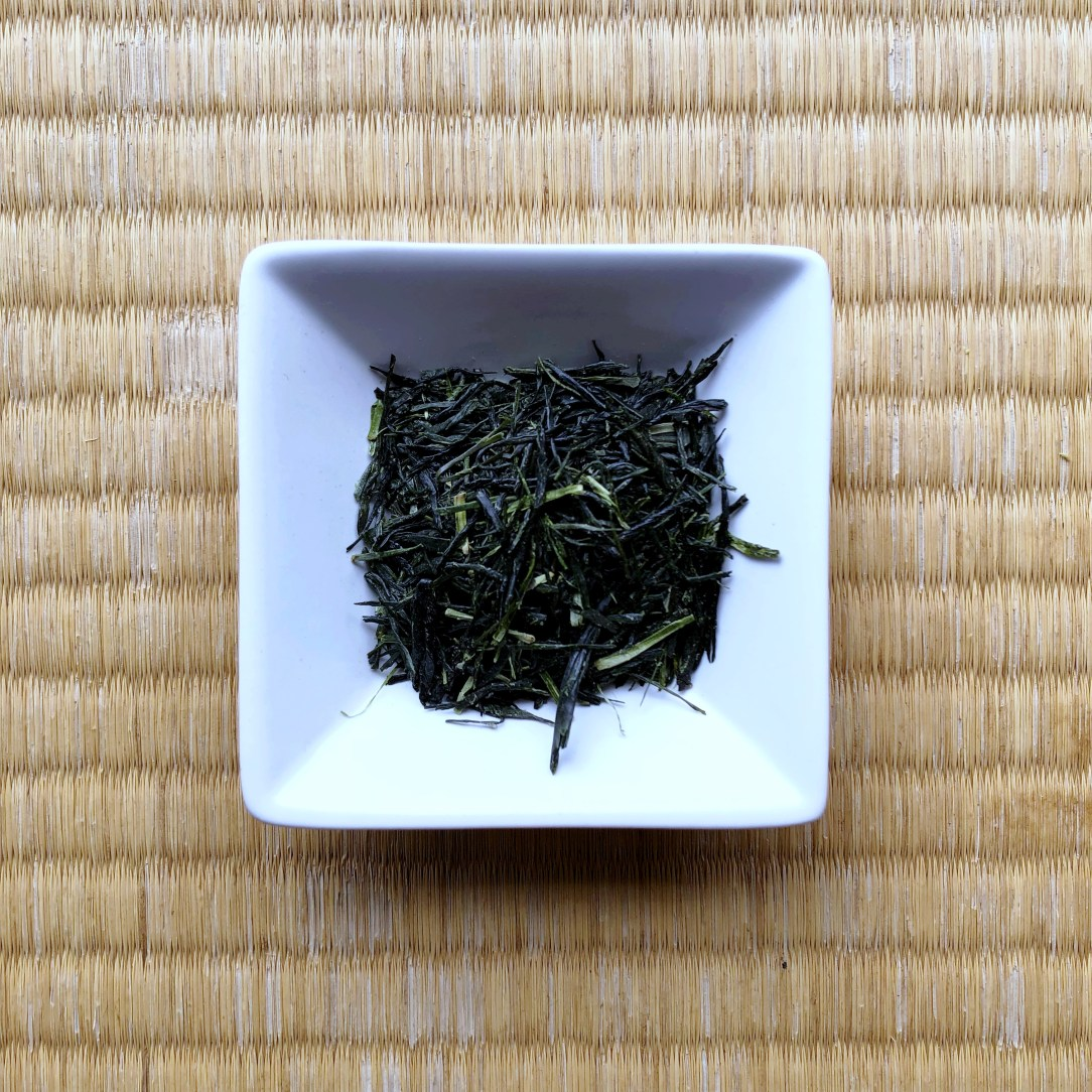 Obubu Tea Kabuse Sencha Green Tea Dry