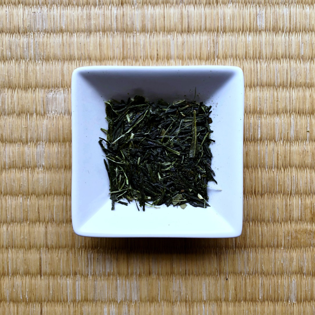 Obubu Tea Sencha of the Wind Green Tea Dry