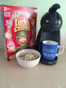 Birthday breakfast!