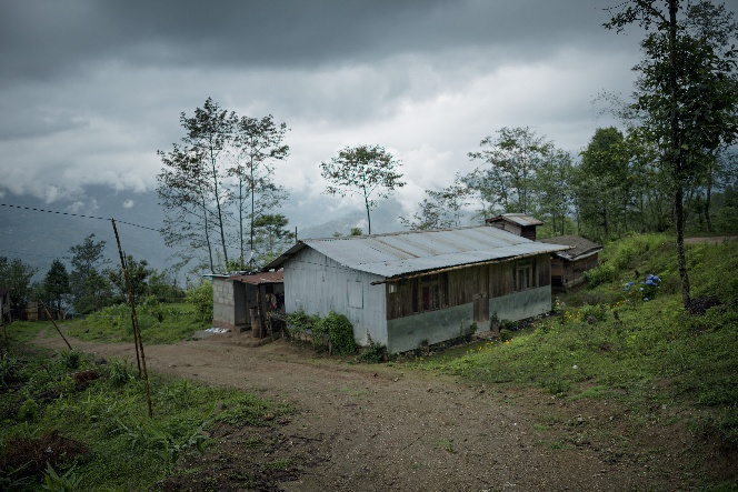 Purnima Rai's Illam home