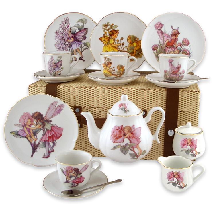 Reutten Tea Set