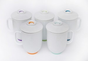 Steeping Mugs available from The Tea Spot.