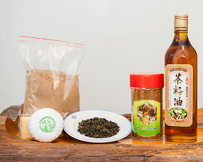 Zhulu tea, tea seed oil, tea seed powder