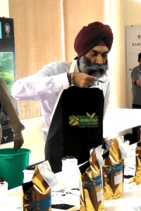 Gurmeet Singh Tea Scientist