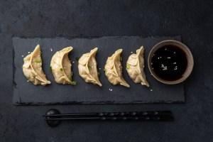Dongzhi dumplings