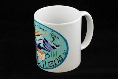 Teajuana Teas Logo Mug