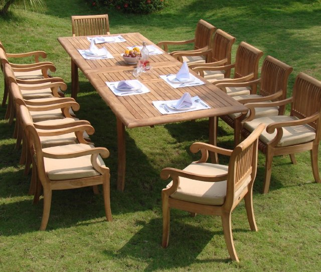 Best Teak Outdoor Dining Set Reviews