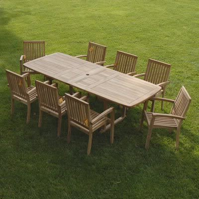 teak patio furniture sets Compare and Choose: Reviewing the Best Teak Outdoor Dining