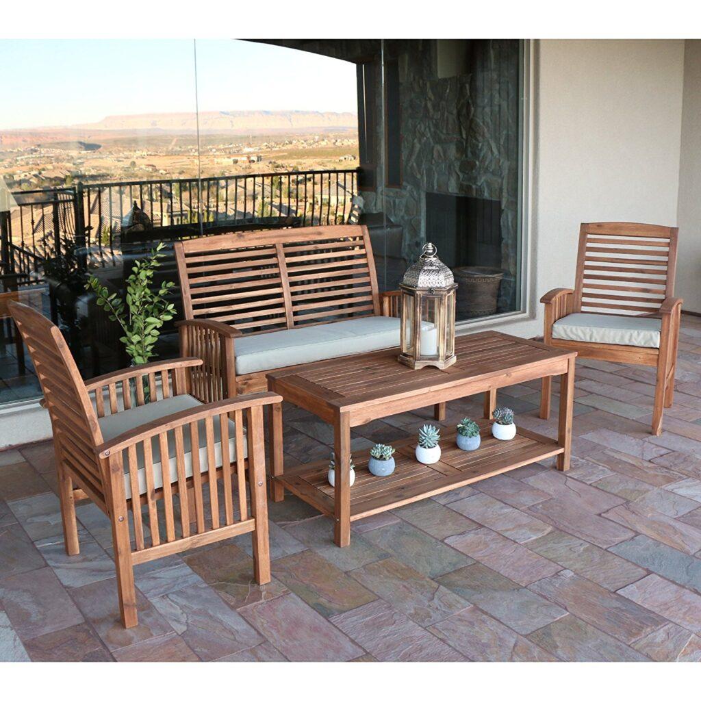 Balcony Bistro Set