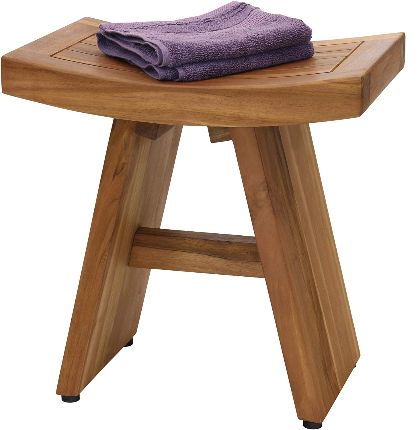 Best Teak Shower Bench And Stool 2019 Buying Guide Teak Patio Furniture World