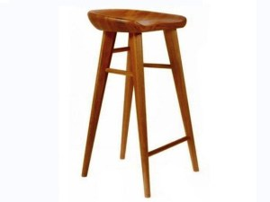 Oval Bar Stool