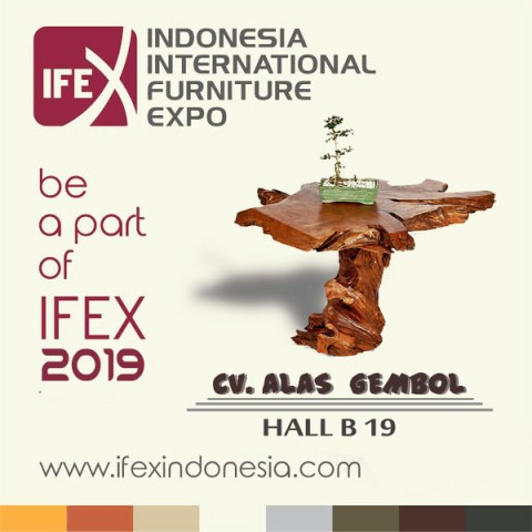 Indonesia Furniture Expo