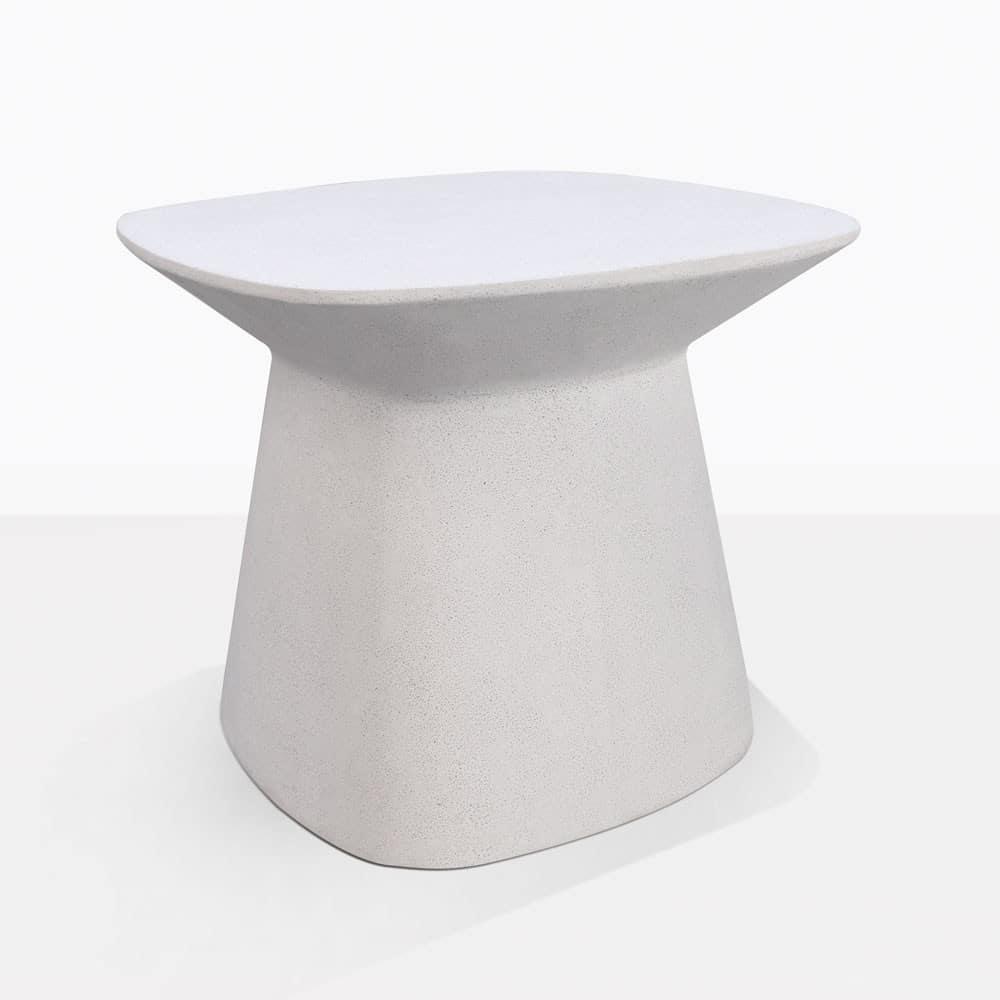 bunni concrete side table