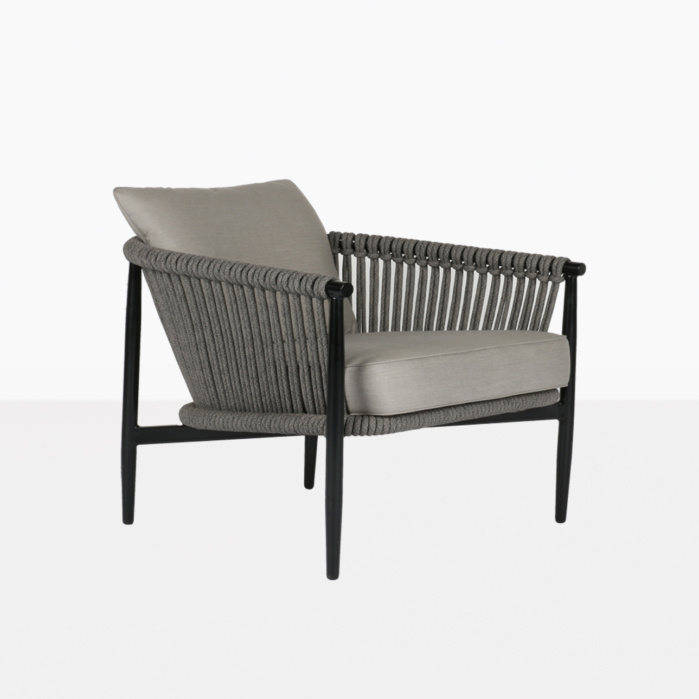 archi outdoor rope relaxing chair